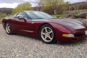 2003 Chevrolet Corvette Photo