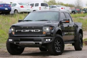 2013 Ford F-150 Roush Raptor