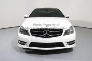 2014 Mercedes-Benz C-Class 2dr Coupe C250 RWD Photo