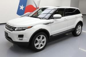 2013 Land Rover Evoque PURE PREMIUM AWD PANO ROOF NAV