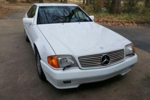 1992 Mercedes-Benz 300-Series