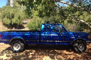 1988 Ford F-250 Lariat Photo