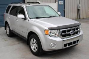 2010 Ford Escape 2.5L Hybrid Electric Limited SUV Navigation One Owner 34 mpg