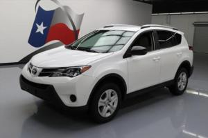 2013 Toyota RAV4 LE AUTO BLUETOOTH REAR CAM ALLOYS