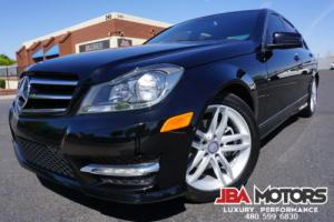 2014 Mercedes-Benz C-Class 14 C250 Sport Pkg C Class 250 Sedan