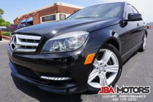 2011 Mercedes-Benz C-Class 2011 C350 Sport Pkg C Class 350 Sedan