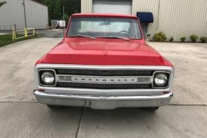 1969 Chevrolet C/K Pickup 1500 CST Photo