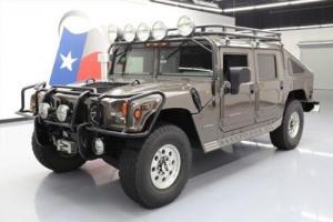 2000 Hummer H1 SLANTBACK 4X4 DIESEL RARE #23 OF40K