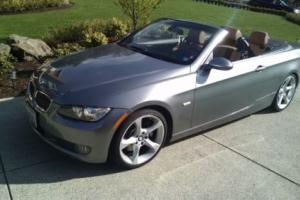 2008 BMW 3-Series Hardtop Convertible