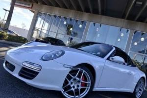 2010 Porsche 911 Carrera 4S Photo