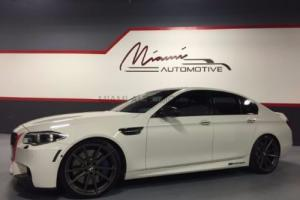 2015 BMW M5 Sedan Photo