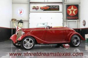 1934 Ford Other street rod ostrich int 4 wheel disc nice paint