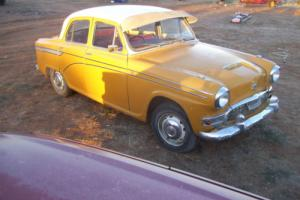 morris marshall 1957, 2.6 6 cylinder, 4 speed manual, rare collector,