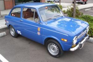 1970 Fiat  850 SEDAN BERLINIA ABARTH CUSTOM OTHER