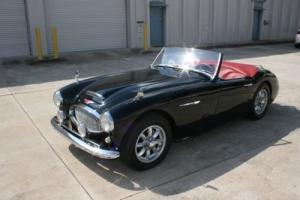 1962 Austin Healey 3000 Photo
