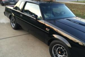 1986 Buick Grand National