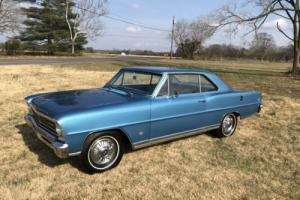1966 Chevrolet Nova SS Nova Chevrolet II