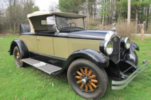 1928 Chrysler ROADSTER