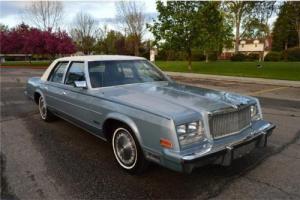 1981 Chrysler Newport Luxury