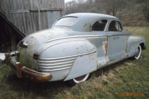 1942 Chrysler Windsor