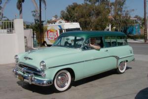 1954 Dodge 2dr Suburban wagon Coronet Photo