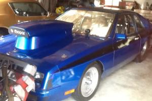 1986 Dodge Charger Photo