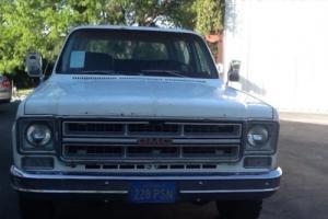1976 Chevrolet Blazer JIMMY