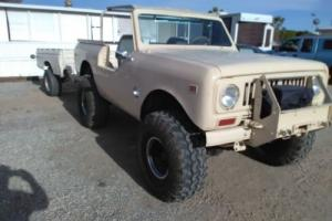 1975 International Harvester Scout Scout 2 Terra 100
