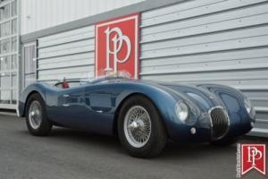 1953 Jaguar C-Type Roadster Reproduction for Sale