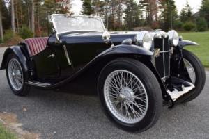 1934 MG PA Photo