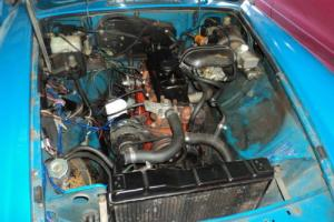 1979 MG MGB B