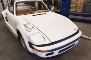 1976 Porsche 911 slant nose