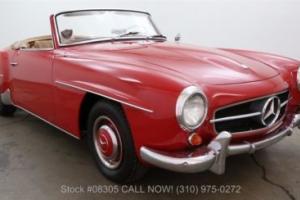 1959 Mercedes-Benz 190-Series Photo