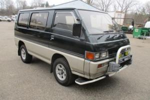 1987 Mitsubishi Delica Exceed