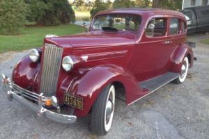 1937 Packard 115 C