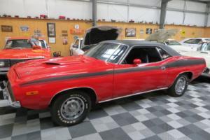 1973 Plymouth Barracuda Cuda Photo