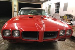 1970 Pontiac GTO Gto Photo