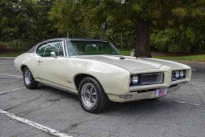 1968 Pontiac GTO --