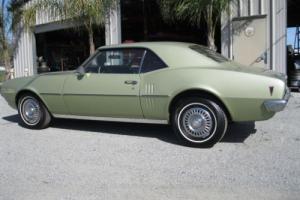 1968 Pontiac Firebird Photo