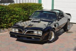 1978 Pontiac Trans Am SPECIAL EDITION Y82 Photo