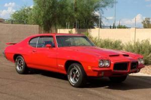 1971 Pontiac GTO GTO