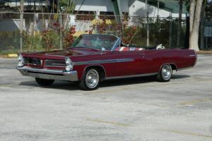 1963 Pontiac Bonneville Convertible Photo