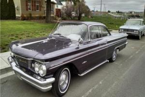 1960 Pontiac Bonneville like a bubble top Photo