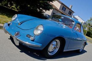 1963 Porsche 356 356B, T6