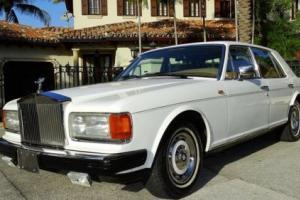 1981 Rolls-Royce Silver Spirit/Spur/Dawn Photo
