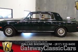 1973 Rolls-Royce Silver Shadow --