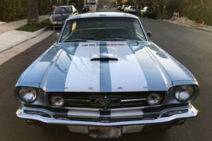 1965 Ford Mustang Shelby Tribute Photo