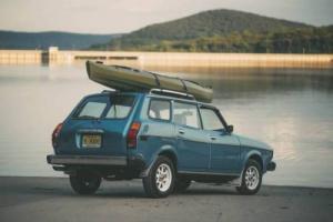 1979 Subaru 1600 Wagon Photo