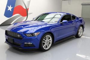 2017 Ford Mustang ECOBOOST PREM NAV CLIMATE LEATHER