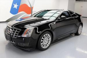 2012 Cadillac CTS 3.6L COUPE LEATHER BOSE AUDIO